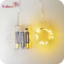 2019 neue produkt led serielle licht für Weihnachten Home Decor Led Licht String
