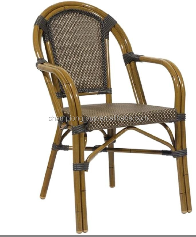 coffee chair outdoor wholesale, outdoor coffee bamboo chair AS-6023--- coffee furniture