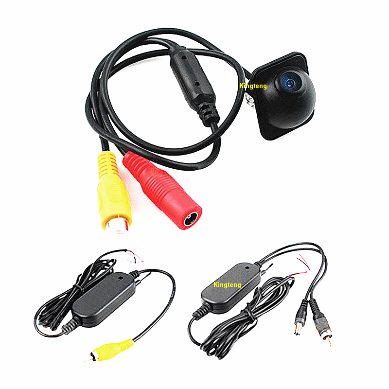 2.4G HD CCD Wireless Car Rearview Camera (KT-106)