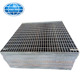 Rain water drain grill steel grating cover for drainage