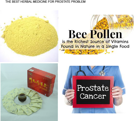 Bee pollen in tea