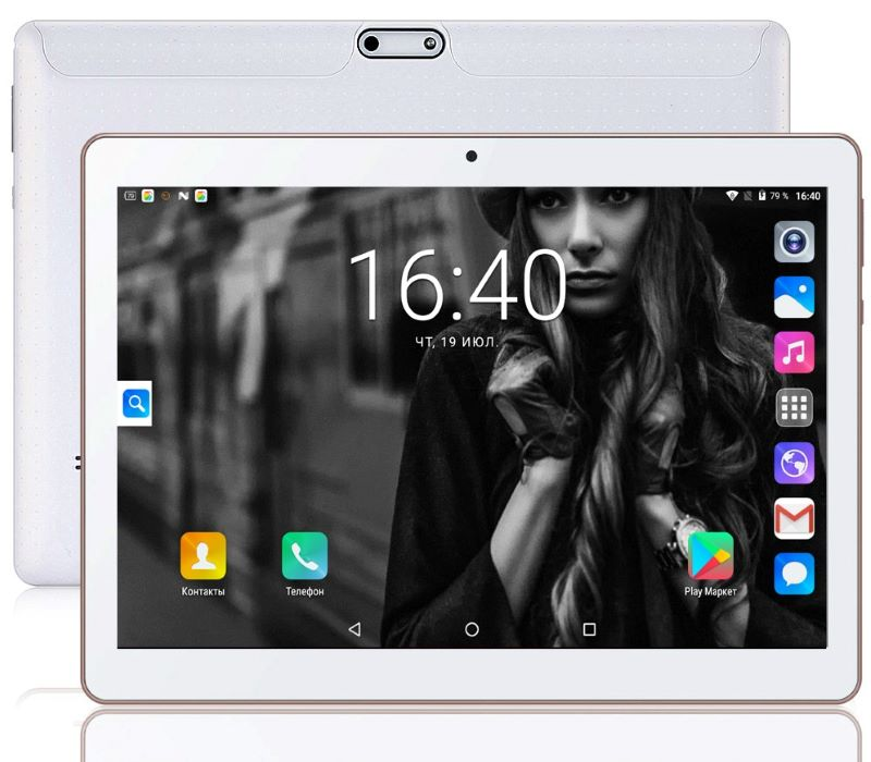 Groothandel hot selling 10.1 inch 4G Tablet PC, MT6797 (X20) deca core Android OS dual SIM kaart tablet