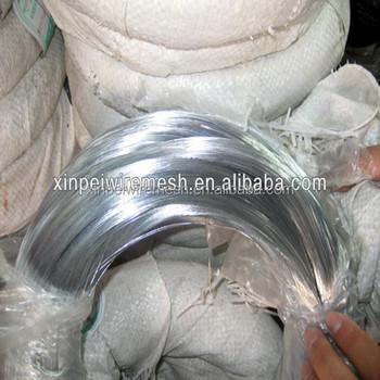 diamètre 4 mm en acier galvanisé fil / fil de fer galvanisé