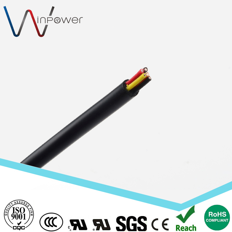 UL 20276 3 pair core 30 awg low voltage pvc jacketed cable
