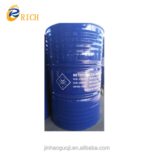 industrial solvent 99.95% methylene chloride with msds