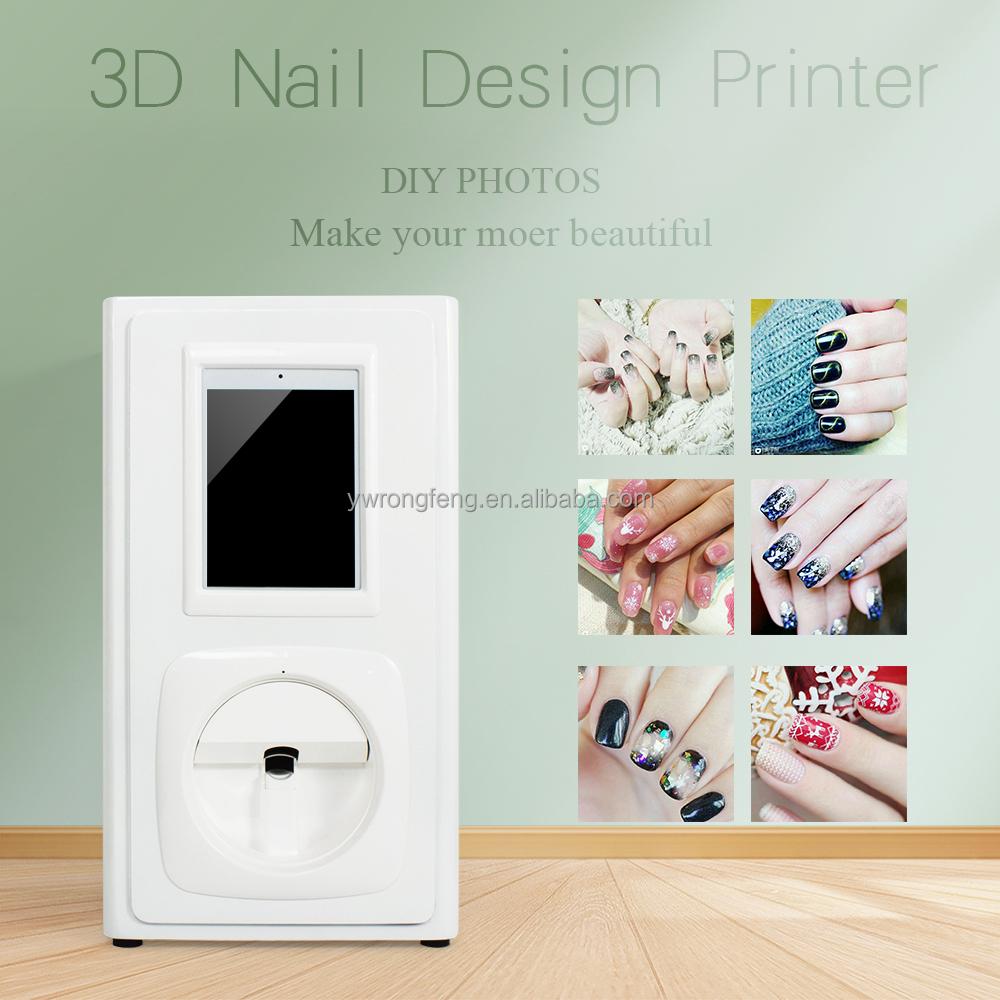 Nail Art Printing Of Computer, Nail Art Printing Of Computer ...