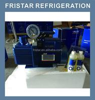 value brand dual stage new refrigerant series vacuum pump V-i220SV 7.0CFM