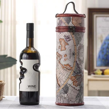 500ml 750ml 1000ml angel hand red wine Whiskey vodka Champagne matte black wine bottle glass bottle with cork