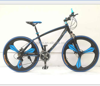 36ffa9cdad3 Hotting sale aluminum alloy 26 Inch 21 speed mountain bicycle/MTB bike with  3 spokes