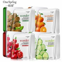 High quality Hot Sale wonder fruit plant extract skin care moisturizing facial mask