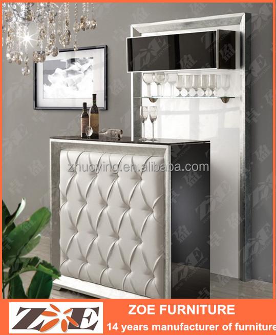 moderne en bois de la maison mini bar armoire conception ow105 meubles en bois id du produit. Black Bedroom Furniture Sets. Home Design Ideas