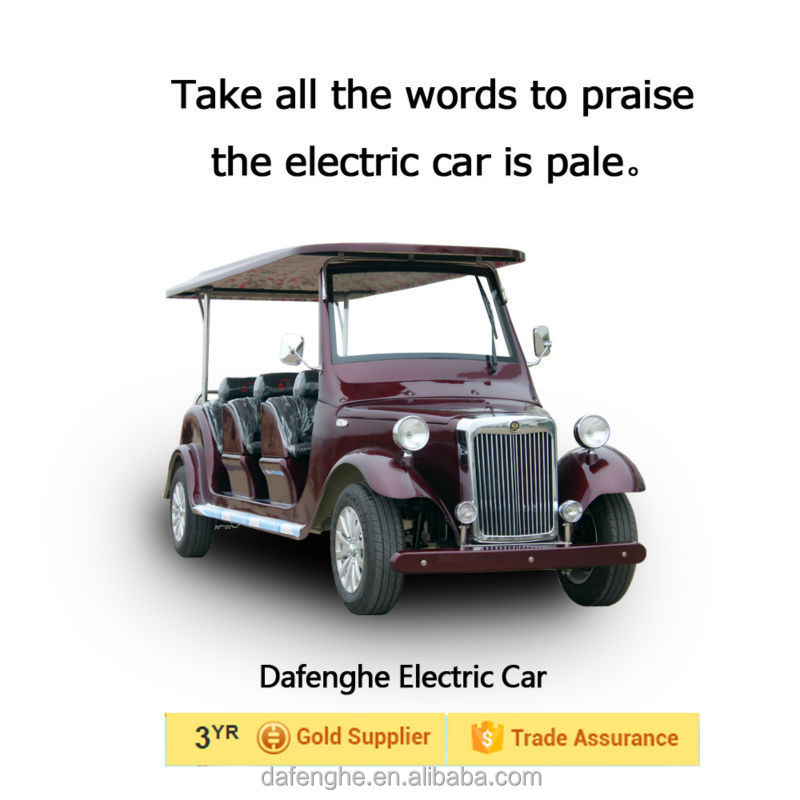 Only Manufacturer In China Pure Aluminum Chassis 8 Seater Golf Car ...