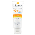 Face Care Prevents Skin Damage Bulk Sunscreen Moisturizing Skin Spf 90 Disaar Whitening Cream Sunscreen