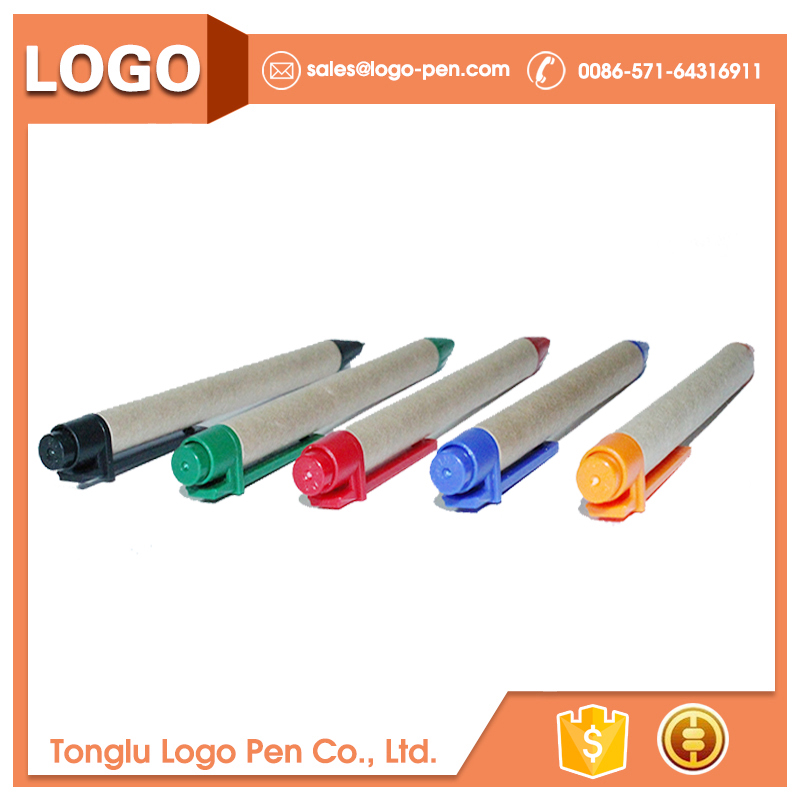 Professional manufacture ecological promotional ball pen