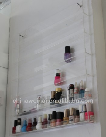 Yiwu OME Clear Acrylic Lipstick Pencil Display Stand