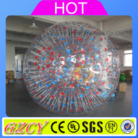 Clear Zorb Ball, Body Zorbing Ball For Outdoor Activities,zorbing ball on land/water