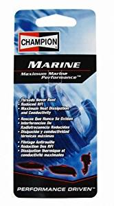 Pack of 8 838M Champion QL78V Marine Spark Plug