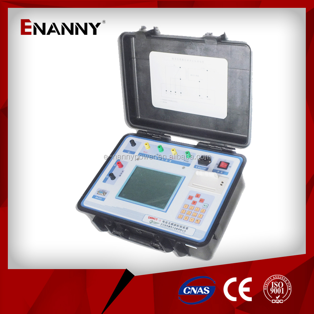 DBMCT-X Liquid crystal display CT calibrator