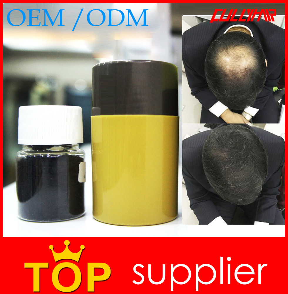 private label men hair styling hair color powder for hair regrowth