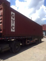 second hand used shipping container for sale