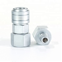 Free Sample Carbon Steel Air Quick Connect Coupling Coupler
