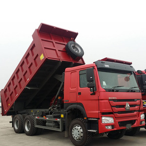 New arrival heavy duty 6 wheel dump truck capacity for sale