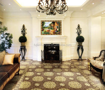800x800mm Clical Browns Carpet Tile Living Room Floor Wall Nylon High