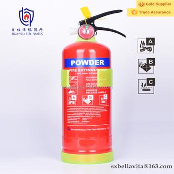 2kg Dry Powder Fire Extinguisher,Kitchen Fire Fighting Safety ...