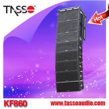 caisse de résonance professionnel ev enceinte line array