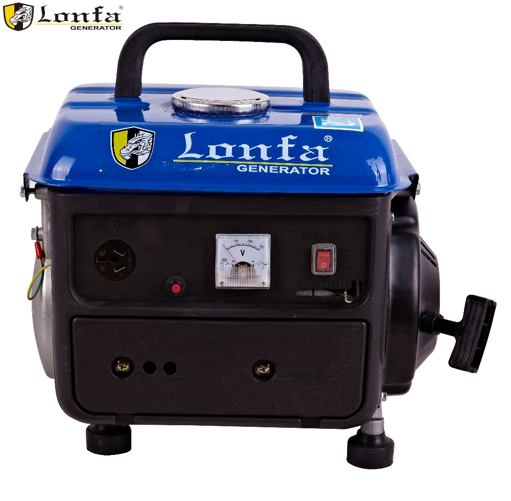 Tiger type 950 generator 500W 550W 650W protable small gasoline generator