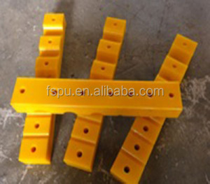 Polyurethane Buffer Block, Rubber Buffer Block, PU Buffer Block