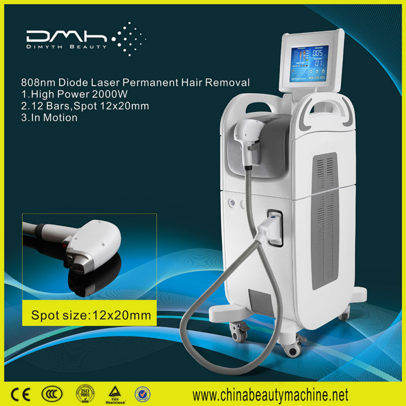 Portable Home Care Air Cooling Diode Laser Hair Removal Beauty Machine & Latest Rejuvenate Skin Machine Hair Removal
