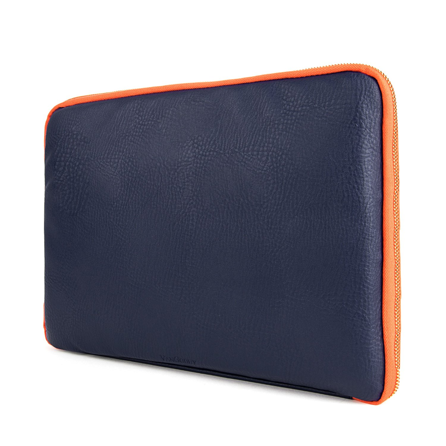 Laptop Sleeve for 11 to 13.3-inch Asus Vivo, Chrome Book, Transformer, Zen, U Series [Blue & Orange]