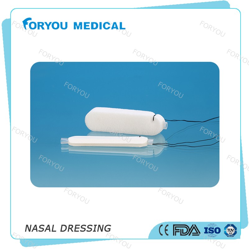 Foryou Medical Devices Sinus New Nose Bleed Endoscopic Sinus Surgery  Hemostatic Merocel Sponge Nasal Nasal Packing For Epistaxis - Buy Sponge