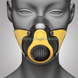 New High Altitude Training Equipment Oxygen Breathing Face Mask 2.0 for Fitness training