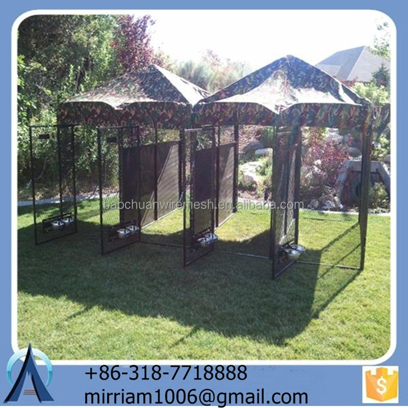 2015 welded wire mesh pet house/ pet indoor house/dog kennel