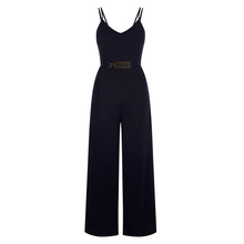 Großhandel Blank Schwarz Strappy <span class=keywords><strong>Overall</strong></span> Plus Größe Damen Gerade Bein Sexy Overalls