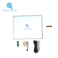 14.1 inch 5 wire touch screen