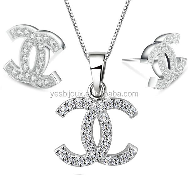 45913340f163 Известный бренд копия bijoux stock joias бижутерия циркония cz драгоценности