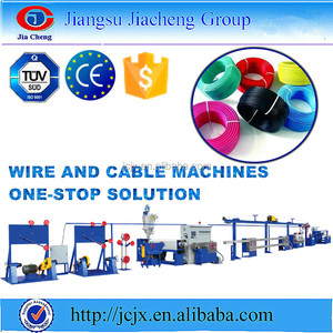 pvc coating machine for copper wire insulation line