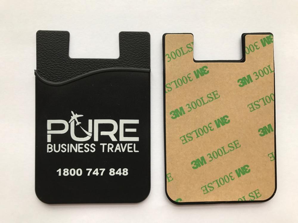 Iphone Card Pocket