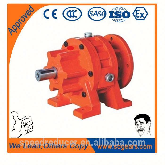 Long service life XLD BWD cycloidal gearbox speed reducer