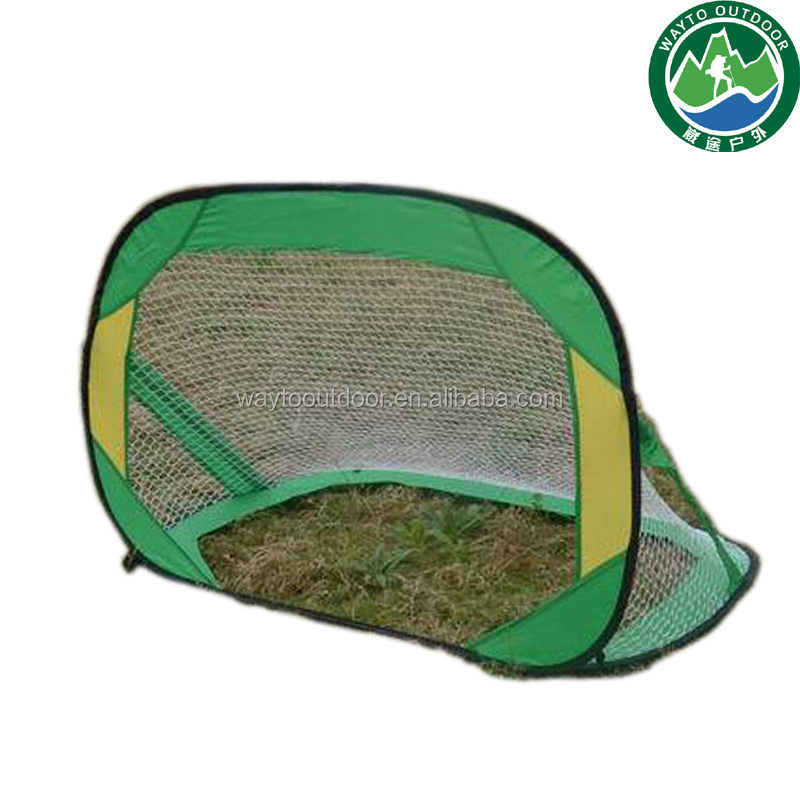 pop up football goal net portable soccer training goal foldable soccer goal