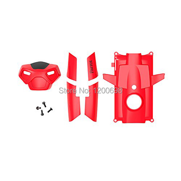 Original  Parrot MiniDrones Rolling Spider Parts Body Shell Red/Blue/White Colors Freeshipping