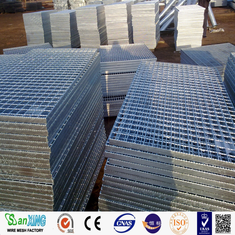 Square Cast Iron Grates Wire Mesh Welded Steel Gratings Floor - Buy ...