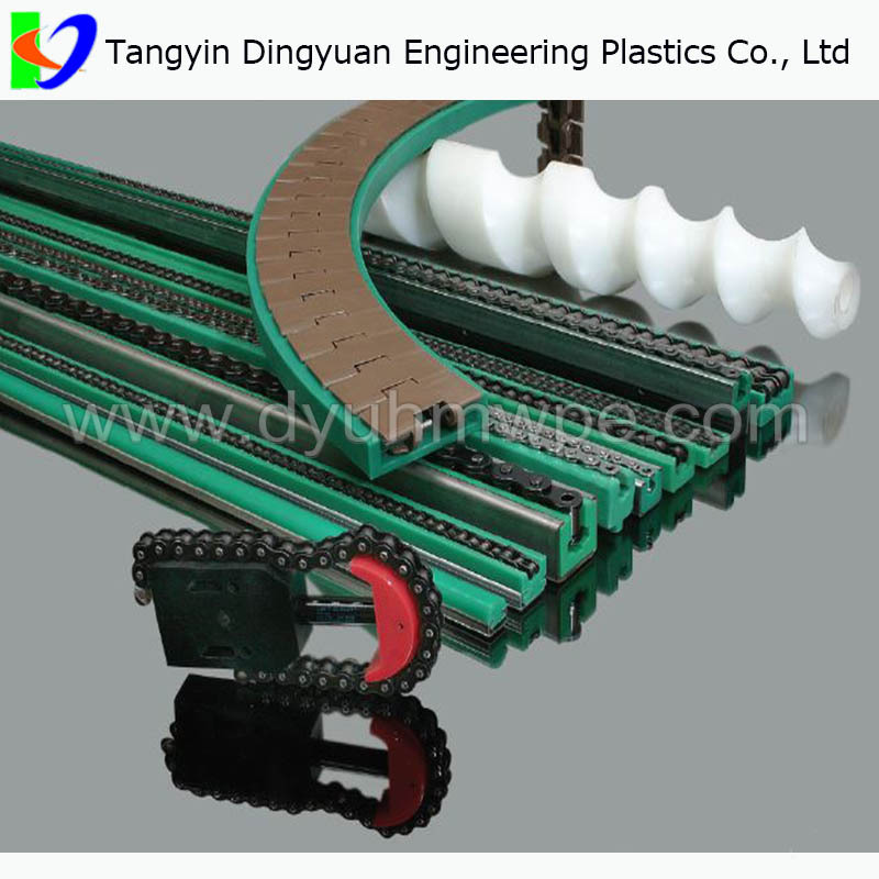 China customized design stationary vertical chain guide rail cargo.