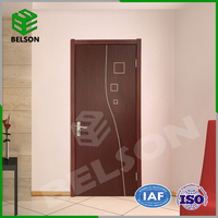 China Suppliers Fiberglass Front Entry Doors Front Doors Wood