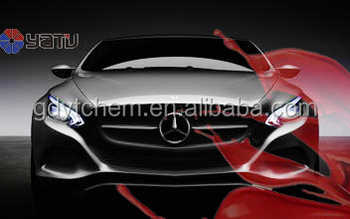 Auto Refinish Paint Yatu From China Car Paint Color Mixing System