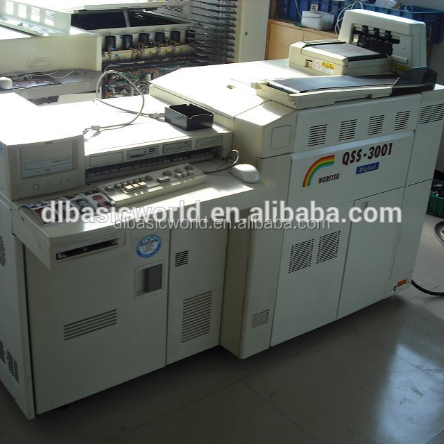 Reconditioned noritsu qss3001 used digital minilab photo photography printing machine