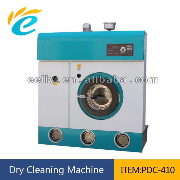 industrial/commercial laundry used dry cleaning equipment